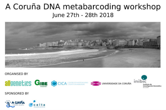 Cartel anunciador do evento que reunirá a expertos de Europa e Estados Unidos na Coruña.