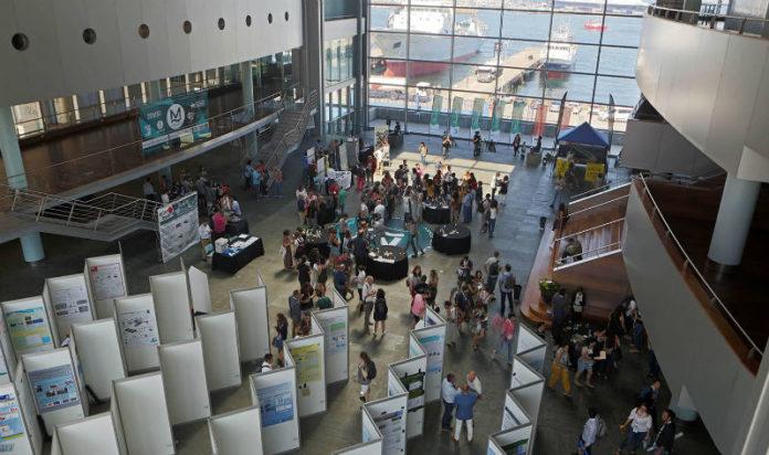 Os congresos teñen lugar no auditorio Mar de Vigo. Imaxe: Duvi.