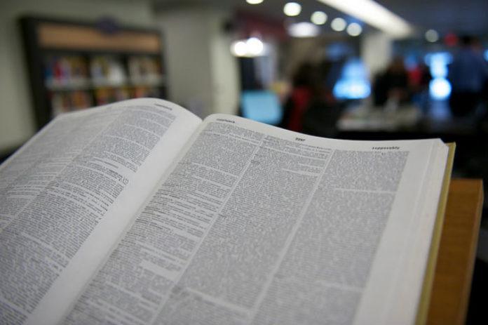 O novo dicionario en liña da RAG recolle preto de 350 actualizacións. Imaxe: University of Waterloo.