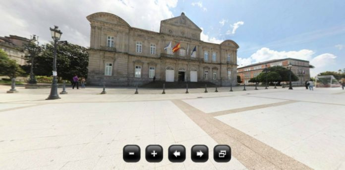 Pontevedra, unha cidade de referencia a nivel internacional que agora poderás visitar a través do teu ordenador.