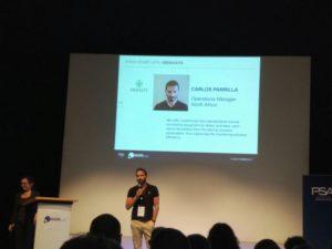 Carlos Parrilla, director de I+D de Merasys