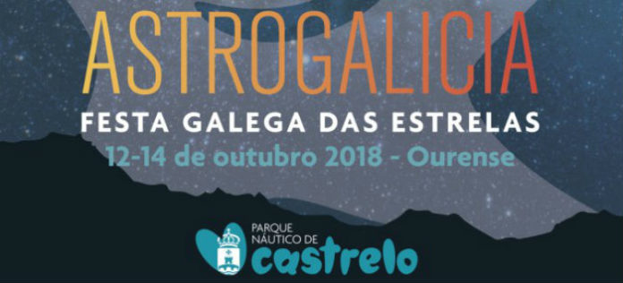 Cartel de AstroGalicia.