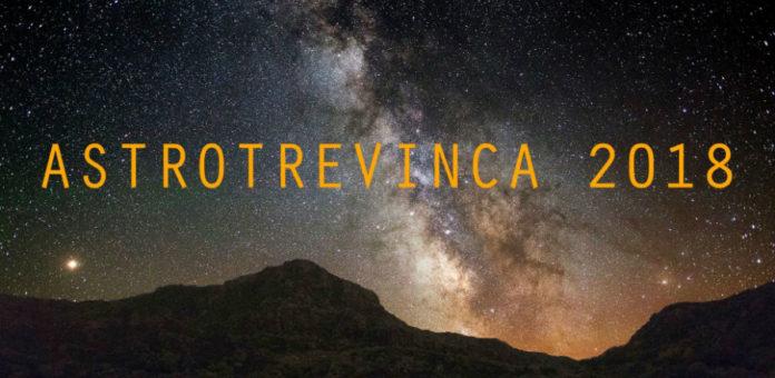 Cartel de AstroTrevinca 2018.