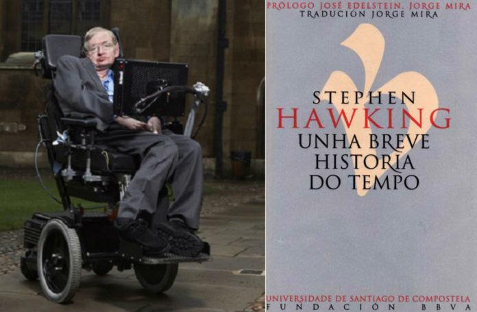 O científico británico faleceu en marzo deste ano.