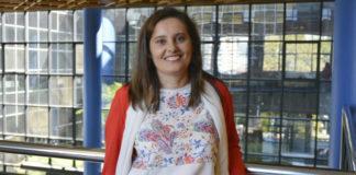 Concepción Pérez Lamela, investigadora do campus de Ourense. Foto: Duvi.