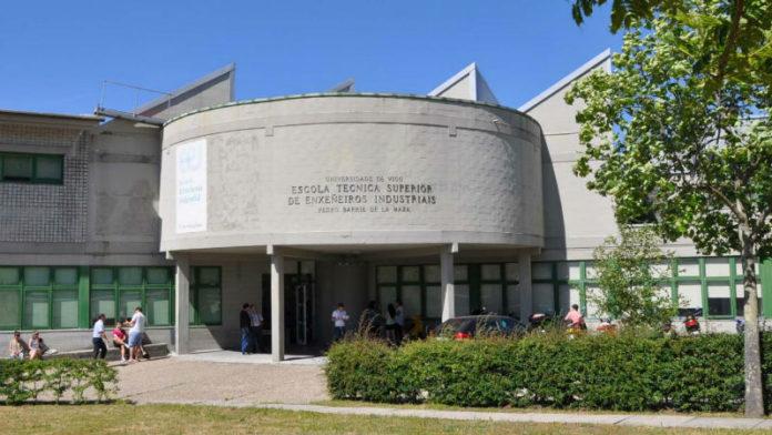Escola de Enxeñaría Industrial de Vigo. Foto: Duvi.