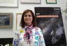 Minia Manteiga participa desde hai anos no ambicioso proxecto Gaia da ESA.