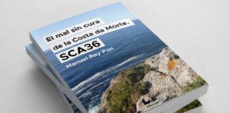 Portada do libro 'El mal sin cura de la Costa da Morte. SCA36'. Fonte: libros.com.