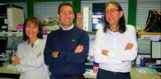 Ángeles Saavedra, José María Alonso e Pablo Eguía. Foto: Duvi.