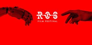 Cartel do festival de cine robótico, Ros Film Festival.