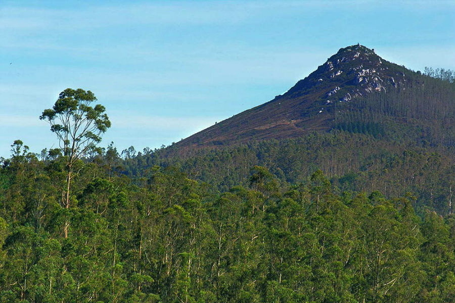 Pico Sacro. Foto: Luis Miguel Bugallo Sánchez / CC BY-SA 3.0.
