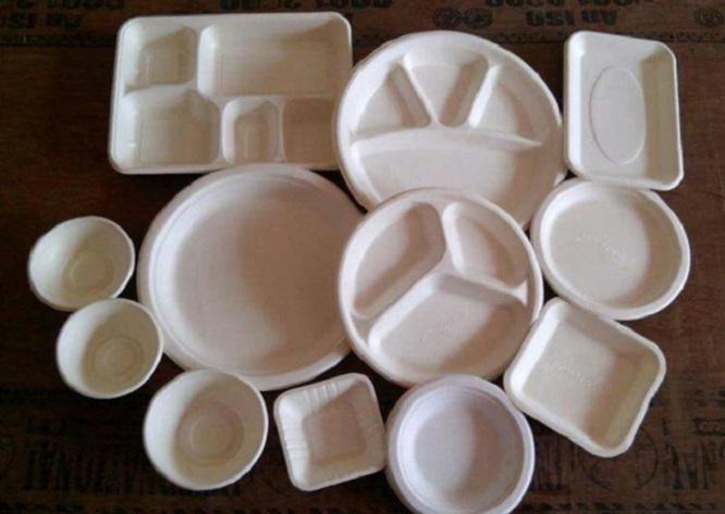 A ilusión óptica permite a moitas persoas ver os pratos boca arriba ou boca abaixo.