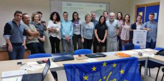Xuntanza de lanzamento do proxecto celebrada en Murcia. Foto: USC.