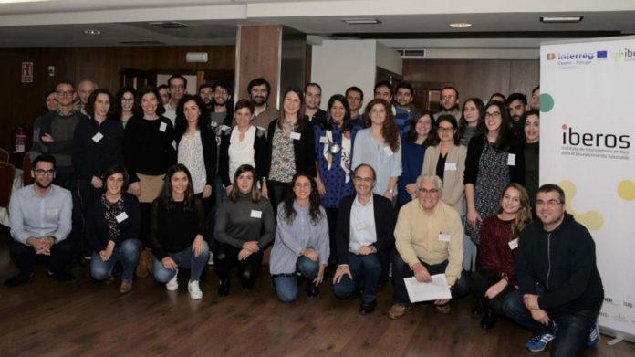 Reunión da rede Iberos celebrada en Vigo. Foto: Duvi.