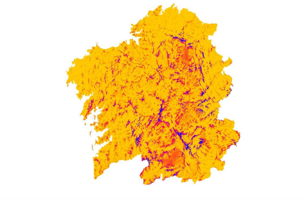 Mapa realizado por César Parcero.