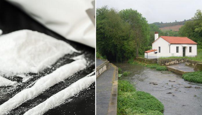 Varios estudos demostran a presenza de droga, como a cocaína, o éxtase ou o cannabis, nas augas residuais que chegan a ríos como o Sar.