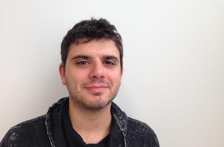 Marcos García Fuentes, investigador do CiMUS.