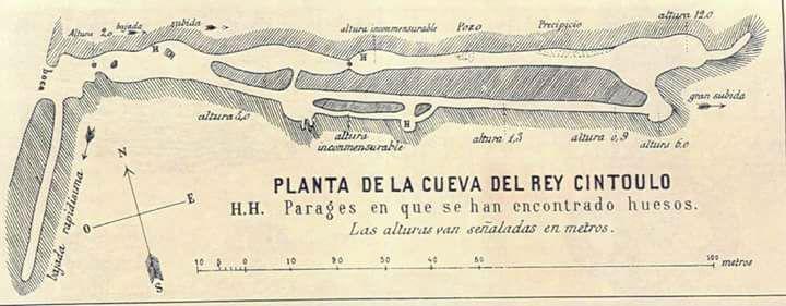 Plano realizado por José Villa-Amil.