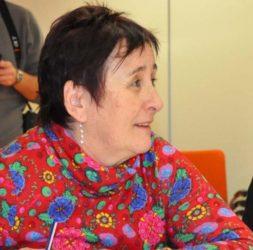 Celia Olabarria é a investigadora principal do proxecto. Fonte: Duvi.