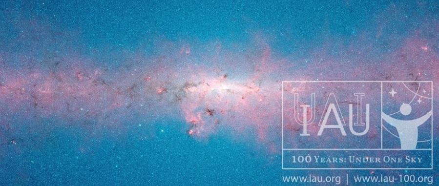 A Unión Internacional de Astronomía cumpre en 2019 100 anos.