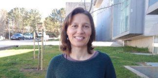 A científica Isabel Pastoriza, da UVigo. Fonte: Duvi.