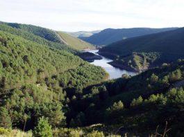 A planta de metanol tiña previsto captar 4,25 litros por segundo do río Camba, que pasa a carón do parque natural do Invernadeiro. Fonte: xunta.gal.
