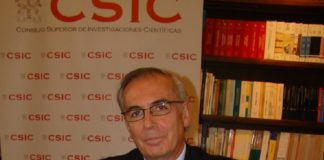 Antonio de Ron. Foto: CSIC.