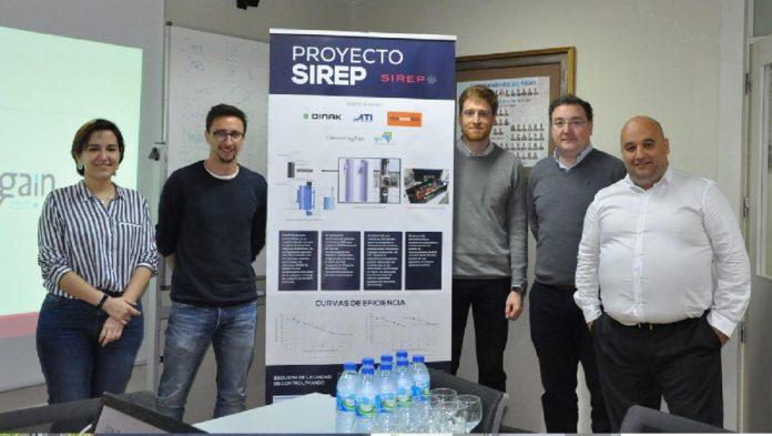 O proxecto aúna o esfozo de varias empresas e do grupo de investigación GTE da Universidade de Vigo. Foto: Duvi.