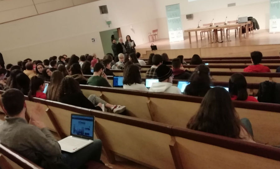 """""""Contar a Ciencia"""" está aberto aos estudantes de Comunicación das universidades galegas."""