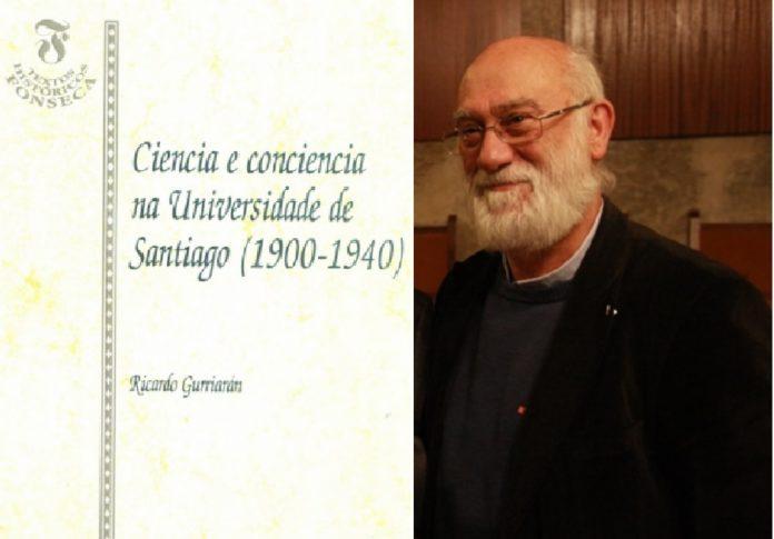 Ricardo Gurriarán ofrece este venres unha conferencia no ciclo Escépticos no Pub. Fonte: USC.