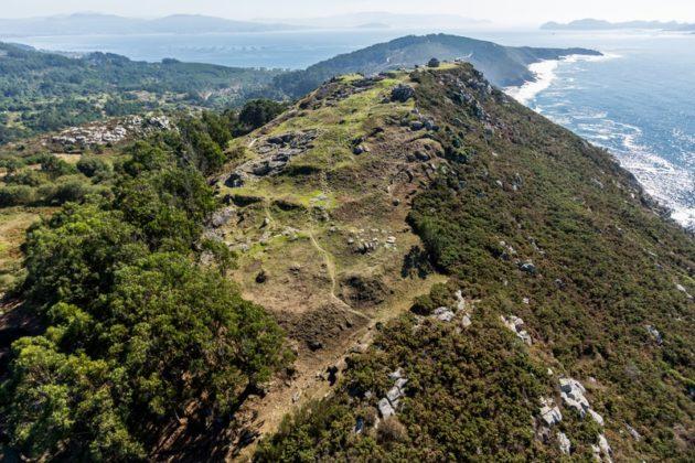 Monte do Facho, Cangas.