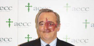 Mariano Barbacid dirixe o estudo sobre o cancro de páncreas, presentado onte pola AECC. Foto: AECC.