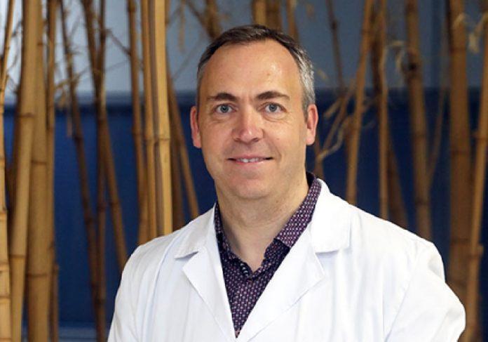 Ángel Díaz Lagares, co-autor principal do estudo. Foto: IDIS.
