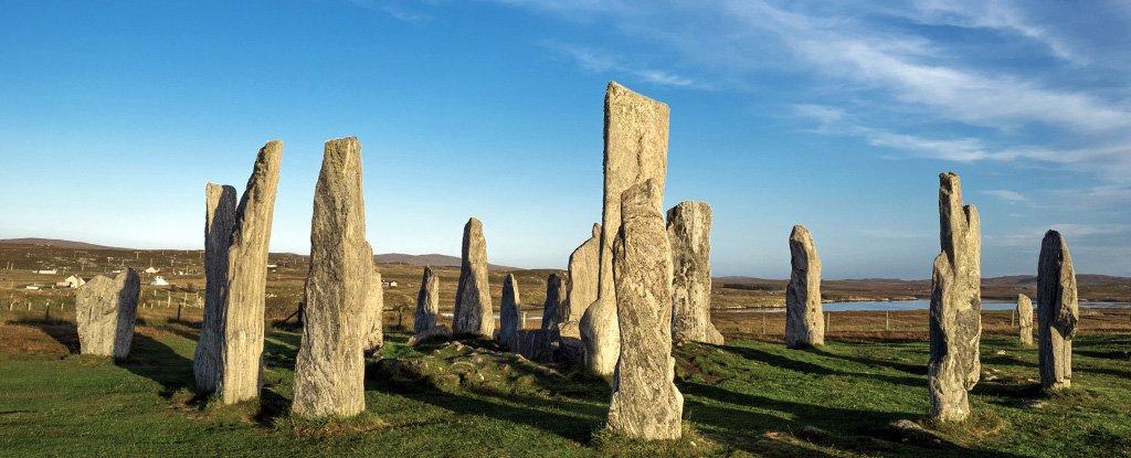 Todos os megalitos de Europa poderían ter unha orixe común