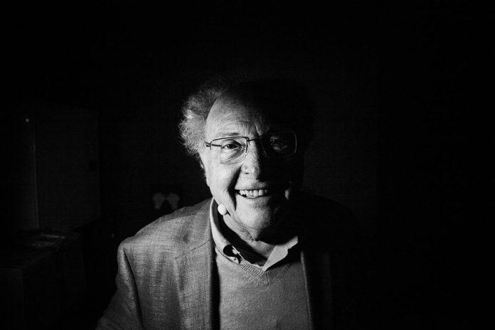 Eduard Punset, en 2014. Foto: IRedes Burgos / CC BY 2.0.