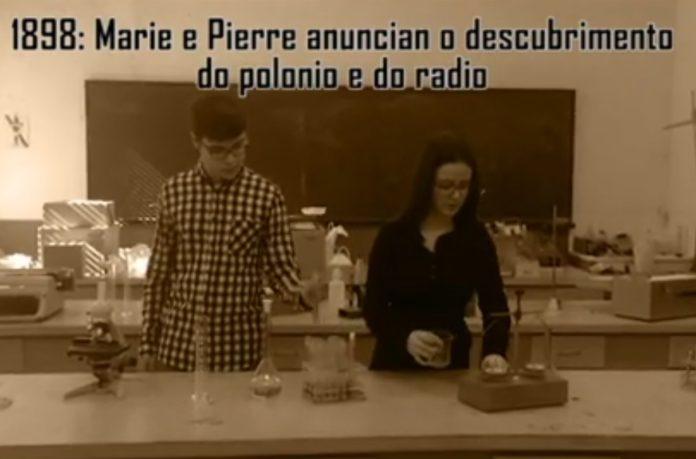 Imaxe do vídeo do CPR Santiago Apóstolo de Narón, gañador do concurso