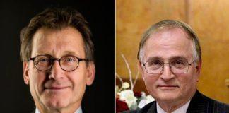 """Ben Feringa e Nicholas A. Peppas serán investidos doutores """"honoris causa"""" pola USC o vindeiro mércores."""
