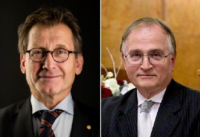 Ben Feringa e Nicholas A. Peppas serán investidos doutores