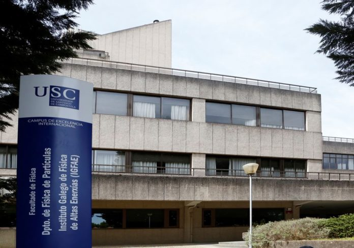 Instalacións do IGFAE, en Santiago de Compostela. Foto: USC.