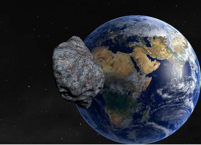 O impacto do asteroide, segundo a simulación, produciríase en 2027 despois de ser detectado en marzo deste ano.