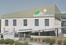Entrada do instituto Marco do Camballón de Vila de Cruces. Fonte: Google Street View.