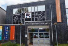 La fachada del museo. Fuente: Mupega.