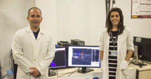 José Mª Heredia Jiménez e Eva Orantes González, dous dos autores do estudo. Fonte: ugr.es.