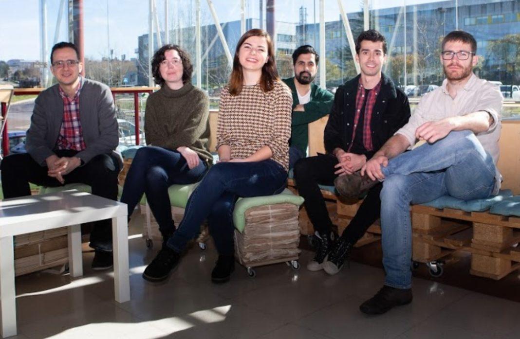 Investigadores do CITIC da Coruña que desenvolveron o novo sistema de procesamento. Foto: CITIC.
