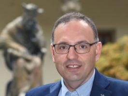 O profesor Gumersindo Feijoo. Foto: USC.