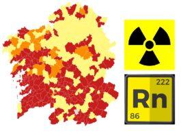 As concentracións de radon en Galicia superan nalgún scasos os límites da normativa europea.