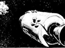 """Ilustración publicada por """"El Pueblo Gallego"""" o 17 de xullo de 1969."""