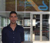 O docente e investigador do grupo QA2 e do Centro de Investigacións Mariñas da Universidade de Vigo Francisco Javier Pena. Foto: Duvi.