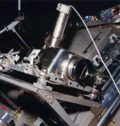 Cámara do Apolo 11. Fonte: Arquivo da Nasa.