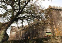 El Castillo de Vimianzo fue construido entre finales del siglo XII y comienzos del XIII. Fuente: Ayuntamiento de Vimianzo
